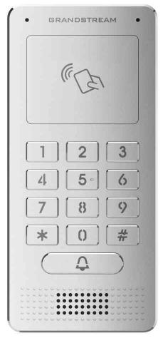 IP домофон GDS3705
